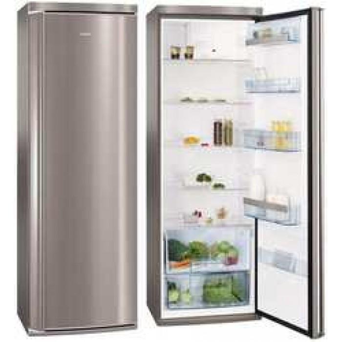 AEG S44000KDX0 Ψυγείο Μονόπορτο Inox A+ ΕΩΣ 12 ΔΟΣΕΙΣ