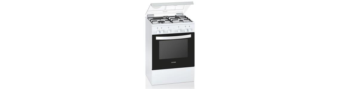 Κουζίνες Ρεύματος Αερίου