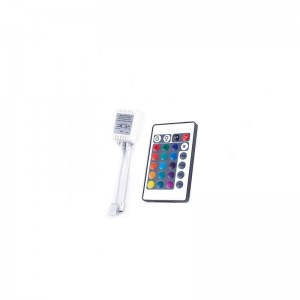 Ασυρματο ιr controller RGB dc 12v/72W 24v/144w Ferrara 147-70601