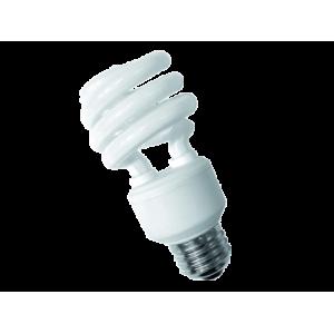 Λαμπτήρας ΟΙΚΟΝΟΜΙΑΣ CFL Half Spiral 20W E27 6400k 147-87342
