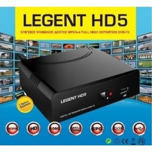 Legent HD5 MPEG-4 Full HD PVR