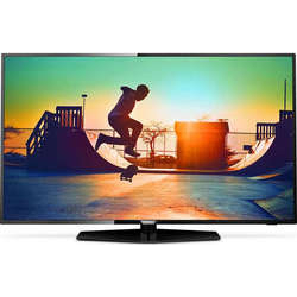 "ΤΗΛΕΟΡΑΣΕΙΣ PHILIPS 43PUS6162/12 TV43"" ULTRA HD 4K LED ULTRA SLIM SMART WIFI ΕΩΣ 12 ΔΟΣΕΙΣ"