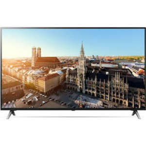 TV LG 49SM8500  LED  UltraHD Smart TV HDR TV49 DVB-S2 3300PMI ΕΩΣ 12 ΔΟΣΕΙΣ