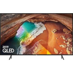 ΤΗΛΕΟΡΑΣΕΙΣ SAMSUNG QE65Q60R 4K SMART TV65'' QLED ΕΩΣ 12 ΔΟΣΕΙΣ