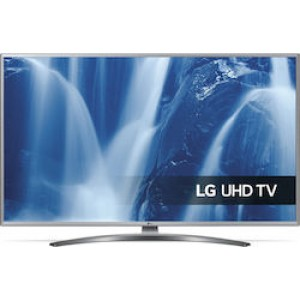 TV LG 75UM7600 LED UltraHD Smart TV75 WiFi HDR DVB-S2 1600PMI ΕΩΣ 12 ΔΟΣΕΙΣ