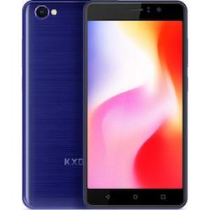 """KEN XIN DA W55 BLUE 5.5"""" IPS QUAD CORE 1GB/8GB ΕΩΣ 12 ΔΟΣΕΙΣ"""
