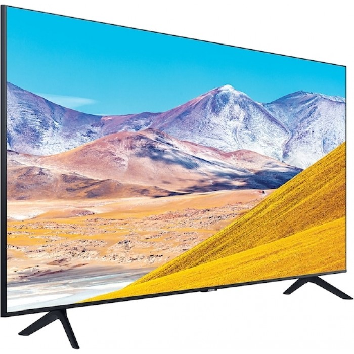"SAMSUNG UE65TU8072 TV65"" 4K ULTRA HD SMART TV WIFI ΕΩΣ 12 ΔΟΣΕΙΣ"