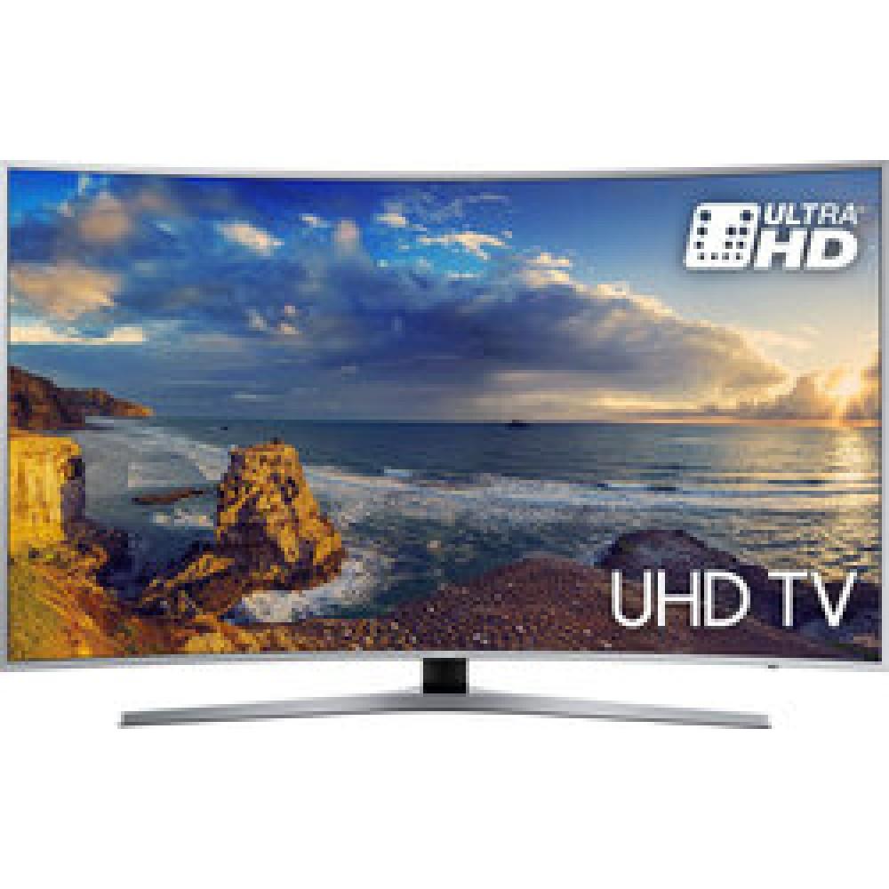 """ΤΗΛΕΟΡΑΣΕΙΣ SAMSUNG UE55MU6502 TV55"""" LED ULTRA HD CURVED SMART TV HDR 1600PQI ΕΩΣ 12 ΔΟΣΕΙΣ"""