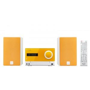 Pioneer Ηχοσύστημα Micro HiFi X-CM35-D Orange